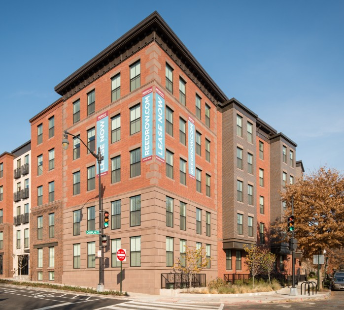 Kettler Apartments Washington Dc: Reed Row » R2L:Architects, PLLC