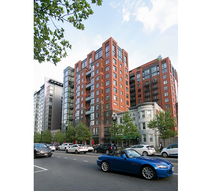 Kettler Apartments Washington Dc: 450K Mount Vernon Triangle » R2L:Architects, PLLC